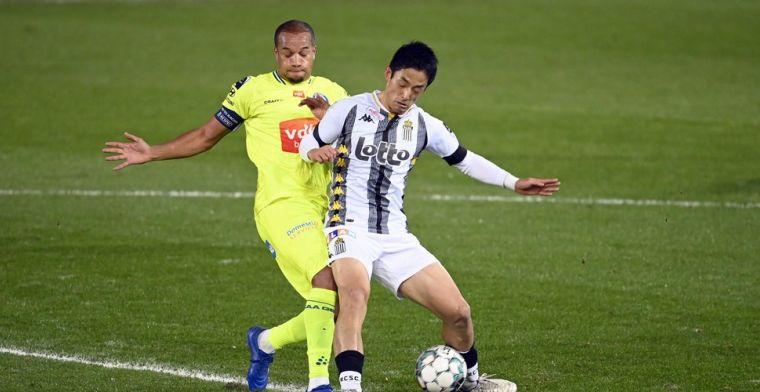 LIVE: Zorgt Charleroi nog voor een slotoffensief tegen KAA Gent?