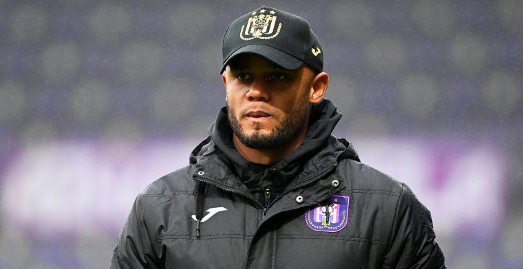 Kompany haalt uit naar spelers na verlies Anderlecht: Ik ben heel hard geweest