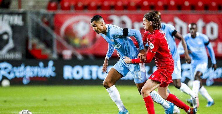 Gakpo bespreekt kantelmoment: 'Ik draai me om, de bal komt daar, penalty'