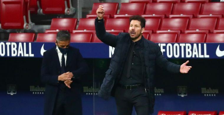 Spaanse media dromen al van landstitel Atlético: 'Niet te stoppen'