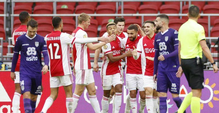 Herinneringen aan Liverpool-Barça tijdens Ajax-Heracles: 'Dusan zei: blijf staan'