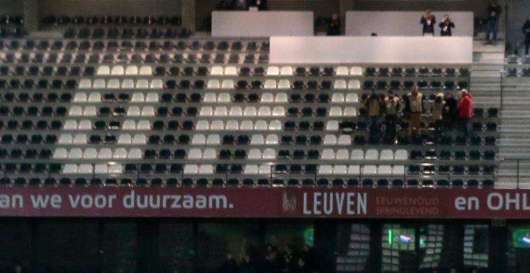 OPSTELLING: Brys gooit voor komst van STVV zijn OHL-ploeg om