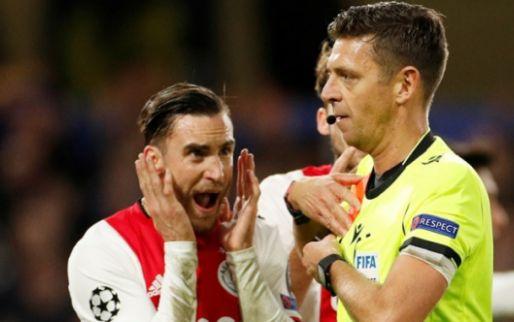 Italiaanse scheidsrechter Rocchi slaat terug na Chelsea-Ajax: 'Ik werd woedend'