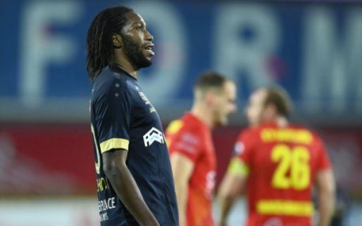 Mbokani wordt gewisseld bij Antwerp: