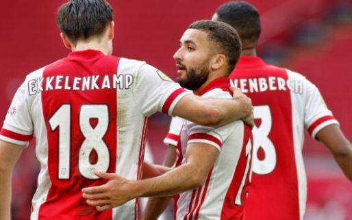 Afbeelding: VP's Elftal van de Week: Ajax hofleverancier met drietal, Sparta goede tweede