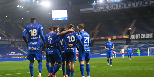 Vandenbempt over Gouden Schoen: 'Geen top 3 van Club Brugge, wél Genk-speler'