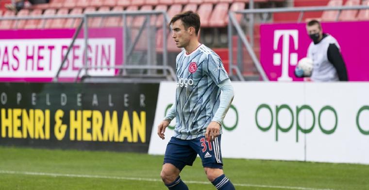 Ajax hoopt op 'hogere transfersom' voor Tagliafico: 'Zat er al aan te komen'
