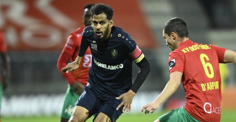 Referee Department keert terug op bewuste fase van Faris Haroun