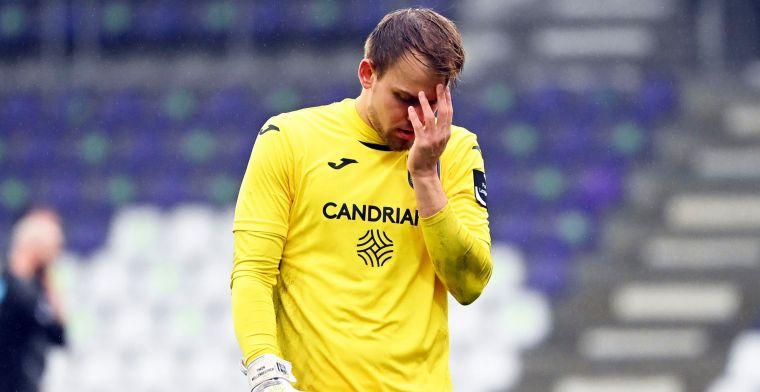 Wellenreuther na eerste basisplaats bij Anderlecht: Dat was een beetje pech
