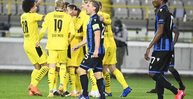 Clement deed het zijn spelers voor, coach pakte laatste Club-zege ooit tegen BVB