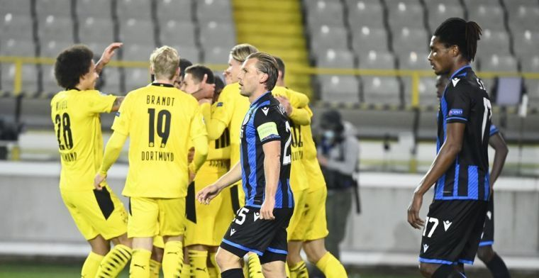 Dortmund-speler Reinier test positief op corona en mist duel tegen Club Brugge