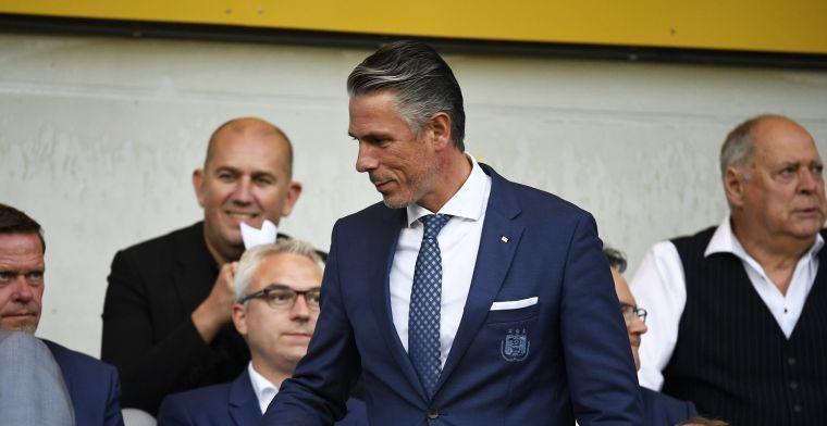 Van Damme vertrekt bij Anderlecht, Verschueren neemt aandelen over