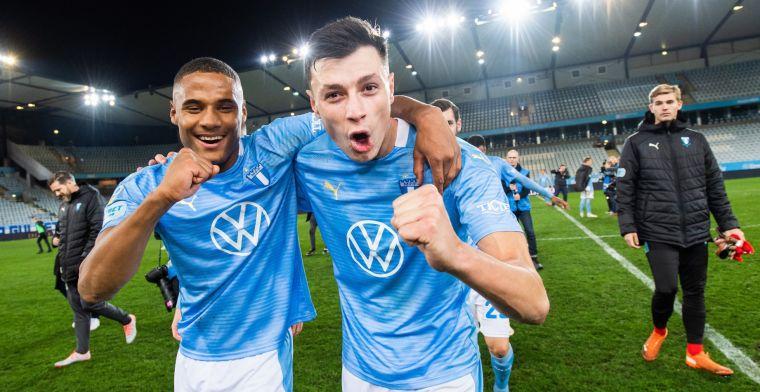 Ajax en PSV melden zich in Zweden: 'De interesse is enorm, Anel heeft alles'