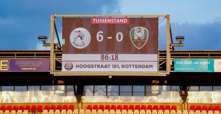 De Eredivisie-flops: vijftal van ADO, ook PSV en Feyenoord vertegenwoordigd