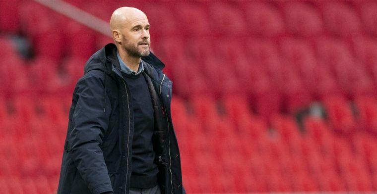 'Over de afgelopen interlandperiode zit er bij Ajax zeker wel wat irritatie'