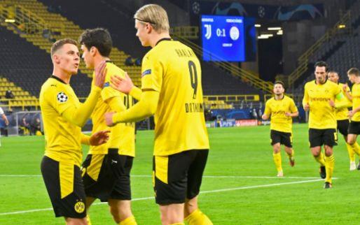 Dortmund drukt niet door, maar laat geen spaander heel van Club Brugge