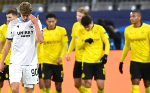 VP Rapport: De Ketelaere voldoet tegen Dortmund, veel spelers Club Brugge niet