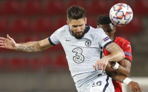 Afbeelding: Giroud kopt Chelsea in blessuretijd naar knock-outfase, ook Sevilla nu al door