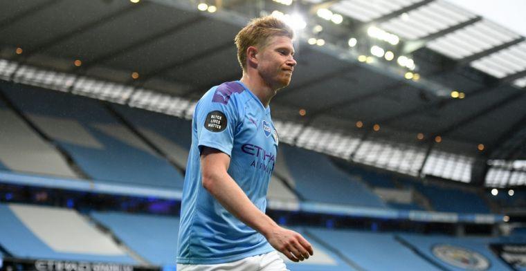 'De Bruyne adviseert Guardiola: Manchester City wil niet Messi, maar Grealish'