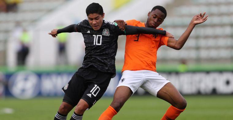 Di Marzio: FC Barcelona en AC Milan jagen op jeugdinternational Oranje