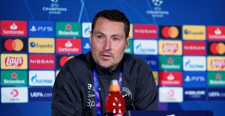 Bryan Priske, ex-Club, op zoek naar puntengewin in de Champions League als trainer