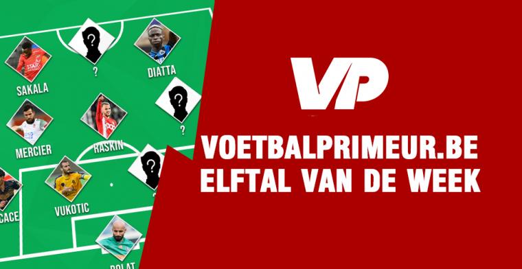 VP 11 Speeldag 13: Zelfs keepers kunnen scoren in Jupiler Pro League