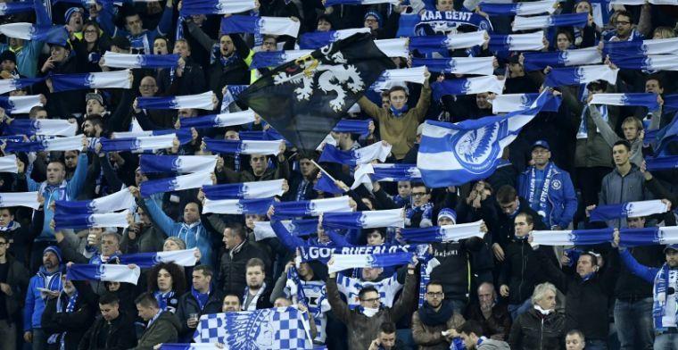 KAA Gent reageert na open brief van bezorgde fans van 'SOS Ons Gantoise'