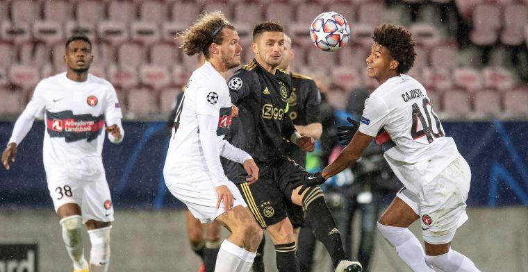Ajax 'topfavoriet' in Champions League: 'Meer kwaliteit, ik ben niet optimistisch'