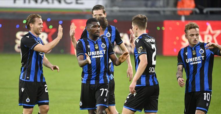 Op basis van onze progressie is de titel een must voor Club Brugge