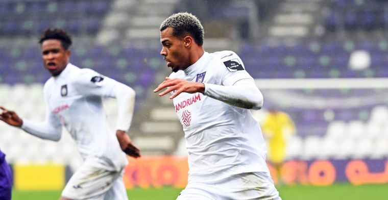 Eén speler kan overtuigen bij Anderlecht: Op het niveau van het grote RSCA