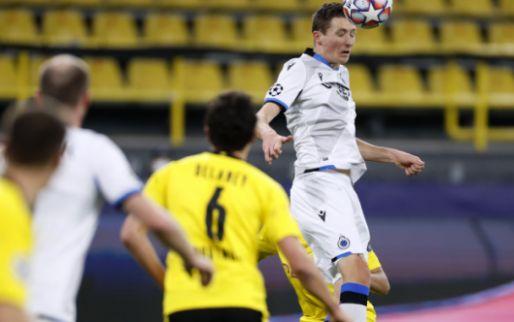 """Vanaken wil Europees overwinteren met Club Brugge: """"Kans om tweede plaats"""""""