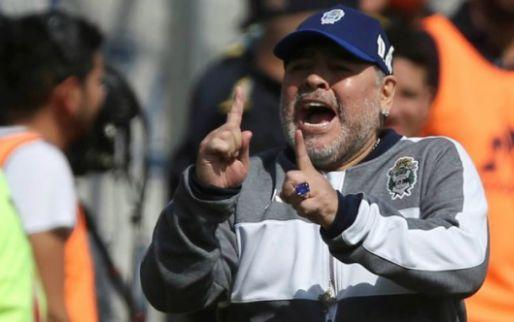 LIVE: voetbalwereld in rouw na overlijden Maradona, Napoli denkt aan eerbetoon