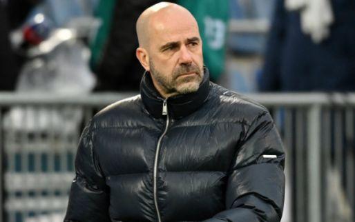 Afbeelding: Bosz en de zijnen eisen uitstel: 'Wij hopen hetzelfde te kunnen doen als Bayern'