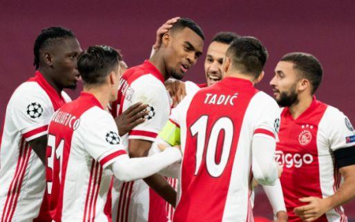 LIVE: Ajax loopt in de tweede helft weg bij FC Midtjylland (gesloten)