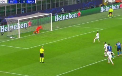 GOAL! Lukaku moet achtervolgen tegen Real na doelpunt van Hazard