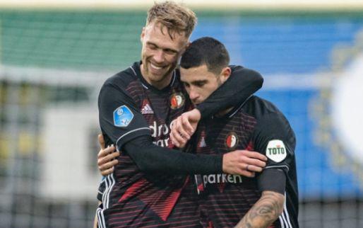 Timmer liet Ajax en PSV links liggen: 'We wilden hem naar Feyenoord brengen'