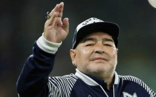 Droevig nieuws uit Argentinië: Diego Maradona op zestigjarige leeftijd overleden