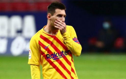 Afbeelding: 'Manchester City gaat tóch voor komst Messi: tienjarenplan voor Barça-ster'