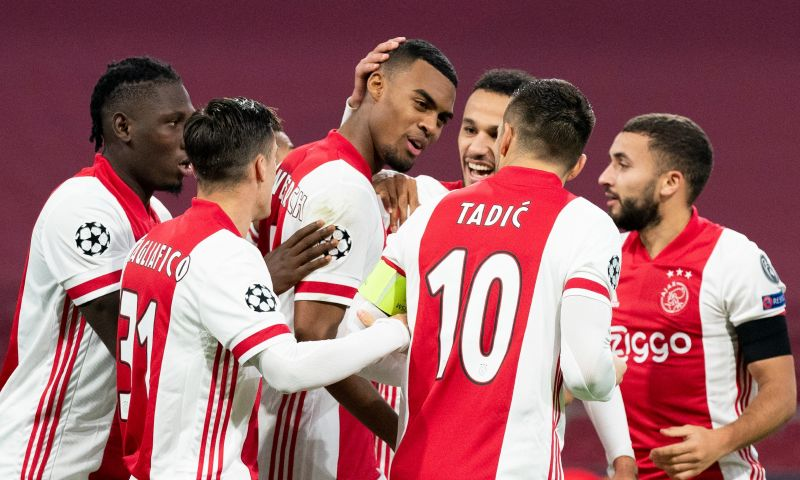 Afbeelding: LIVE: Ajax loopt in de tweede helft weg bij FC Midtjylland (gesloten)