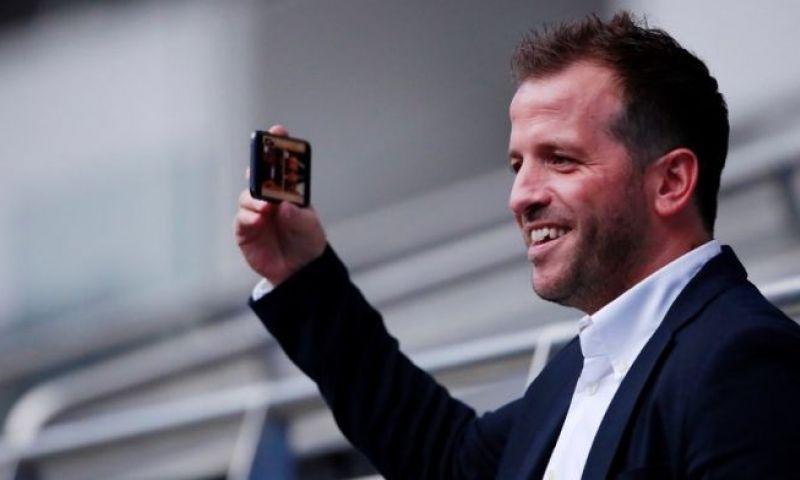 Afbeelding: 'Midtjylland-spelers konden Van der Vaart aanschouwen, dat niveau nooit gezien'