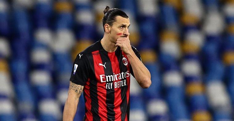 Zlatan zet deur op een kier: 'Ik mis het, als hij me belt zal ik erover nadenken'
