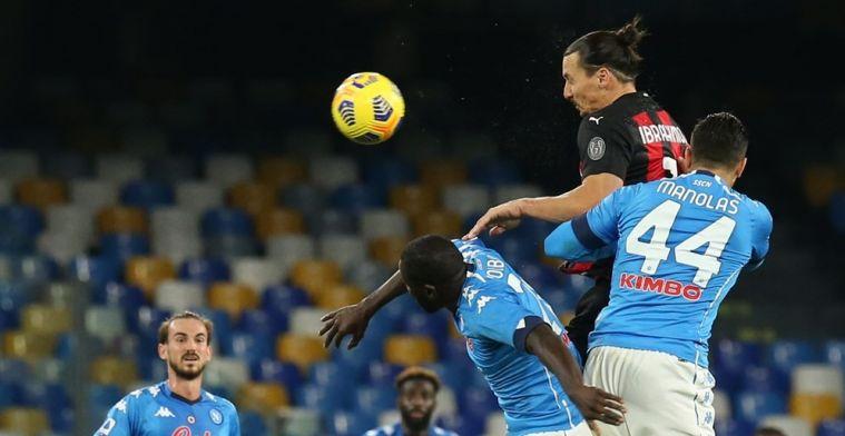 'Spelers en staf van Napoli kregen dit seizoen nog geen salaris uitbetaald'