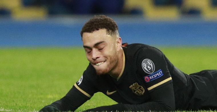Hoge verwachtingen van 'tegengif' Dest: 'Barça vindt opvolger voor Alves'