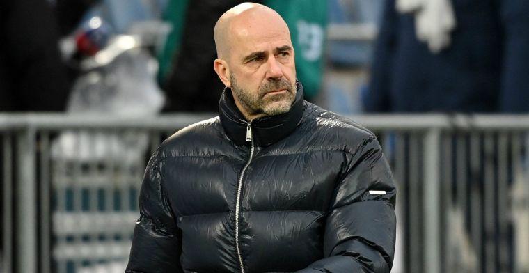 Bosz en de zijnen eisen uitstel: 'Wij hopen hetzelfde te kunnen doen als Bayern'