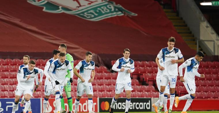 Atalanta stunt tegen Liverpool, Bayern overwintert