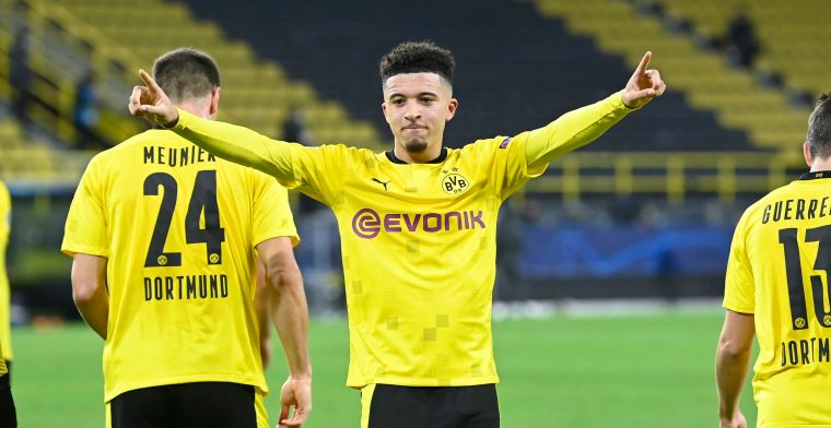 Duitse pers smult van Dortmund – Club Brugge: 'Gala-avond Haaland en Sancho'
