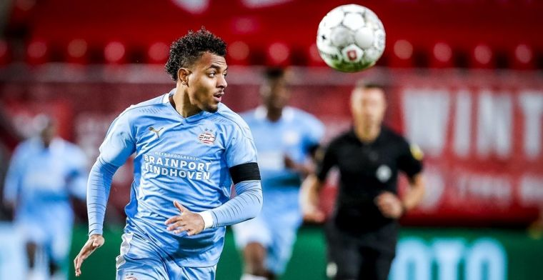 Malen bespreekt verval van PSV: 'Vermoeidheid en veranderende wedstrijden'