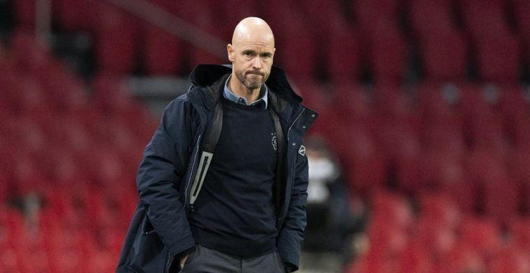 'Ajax met drie van de vier twijfelgevallen in de basis: Labyad in rug van Traoré'