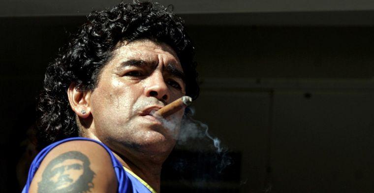 Argentijnse president kondigt drie dagen van nationale rouw af na dood Maradona