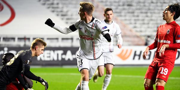 Inspiratie nodig tegen LASK?  Oostenrijks succes zette Antwerp op weg naar finale